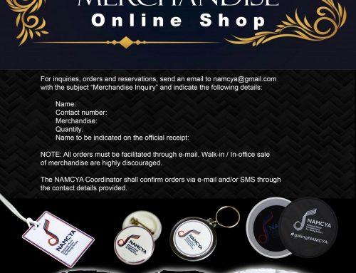 NAMCYA Merchandise