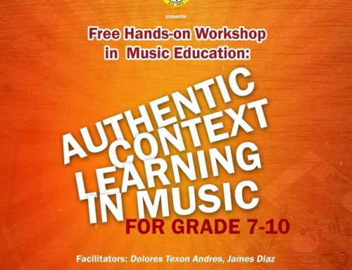 Free Hands-on Workshop in Music